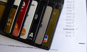 Cards in Wallet