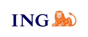 Dutch bank ING Logo