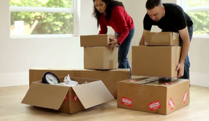 Employees move in london