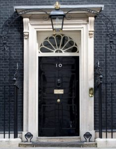Office of A prime minister in Uk