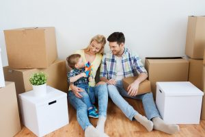 New Family relocation in UK