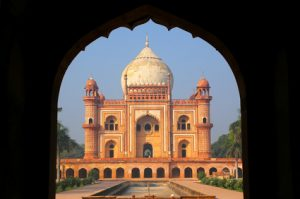 Tomb of Safdarjung in Northern India